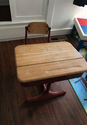 Vintage School Desk Peabody for Sale in Coronado, CA