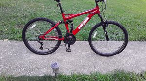 24in boys mongoose standoff mountain bike for Sale in College Park, GA