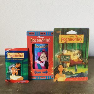 Disney's Pocahontas lot (90s) for Sale in Austin, TX