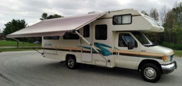 URGENT For sale✉1995 Fleetwood Jamboree Very clean 4WDWheelss for Sale in Jersey City,  NJ