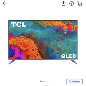 TCL 55 inch 4K QLED for Sale in Miami, FL