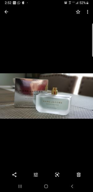 Marc Jacobs eau so decadent for Sale in Rosenberg, TX