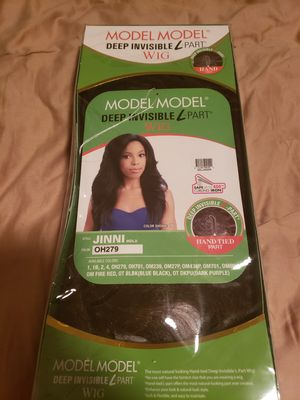 Model Model Jinni synthetic wig for Sale in Valdosta, GA
