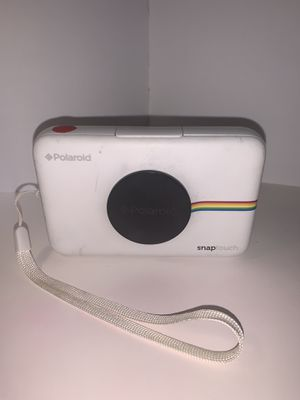 polaroid snap digital instant touch screen camera for Sale in Asheboro, NC