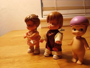 3 little dolls for Sale in Portsmouth, VA