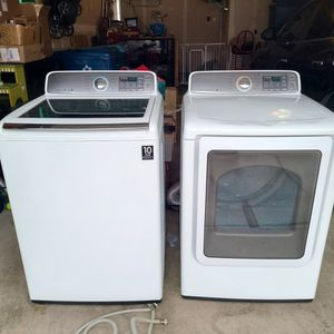 Samsung Washer And Dryer - Used for Sale in Arvada, CO