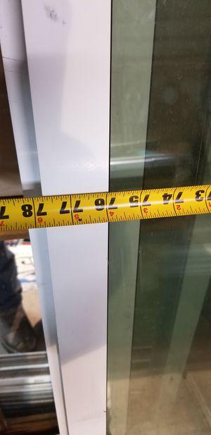 Vendo puerta corrediza de 12 pies de largo por 76 pulgadas de alto en buenas condiciones for Sale in Glendale, AZ