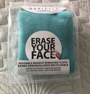Erase your face makeup cloth for Sale in Dagsboro, DE