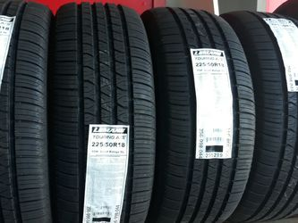4 new tires! 225 50/18 🔥 for Sale in Orlando,  FL