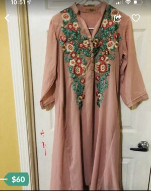 Pakistani Brand new 4 piece ladies dress size medium for Sale in El Sobrante, CA