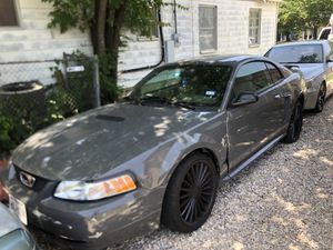 2001 mustang for Sale in Fort Worth, TX