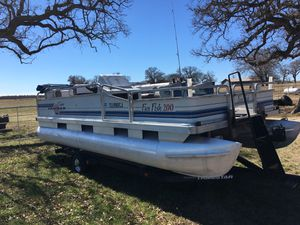 Pontoon Boat for Sale in Rising Star, TX