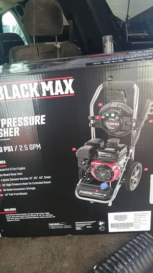 3100 psi pressure washer for Sale in Oceanside, CA