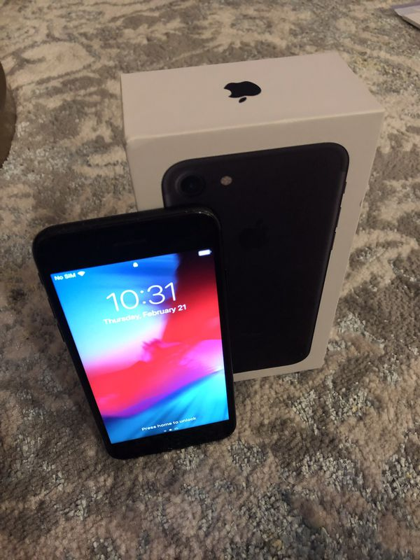 Apple iPhone 7 128 GB Unlocked