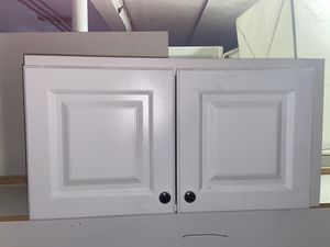 White kitchen cabinets Bridge Cabinets for Sale in Boston, MA