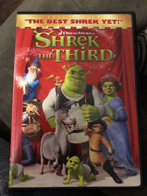 Shrek the third for Sale in Hammond, IN