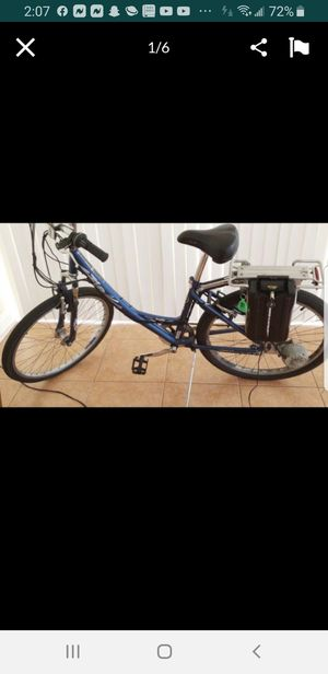 Electric bicycle for Sale in Pompano Beach, FL