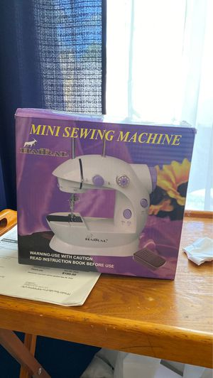 Mini sewing machine for Sale in Lighthouse Point, FL