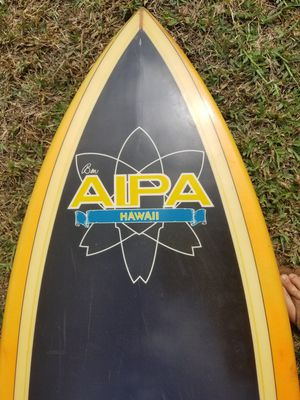 Vintage Aipa Surfboard for Sale in Honolulu, HI