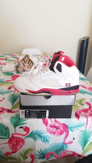 Jordan 5 retro size 8.5 2006 for Sale in Adelphi, MD