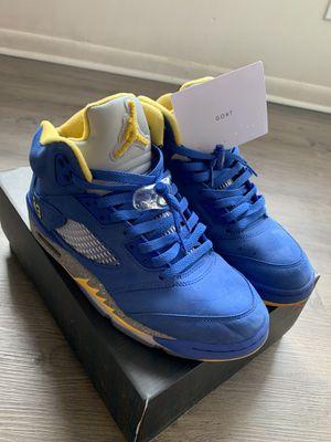 Nike Air Jordan Retro 5 Laney Men Sz 8.5 for Sale in Riverdale, GA