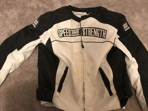 Speed and strength padded jacket for Sale in Sunbury, PA