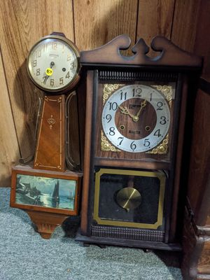 Antique Clocks. for Sale in Durham, CT