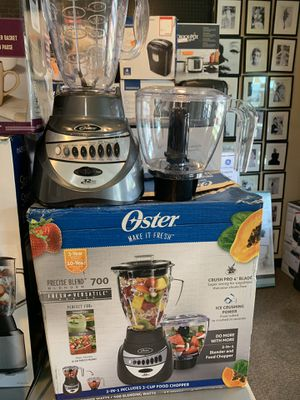 Blender set for Sale in Modesto, CA