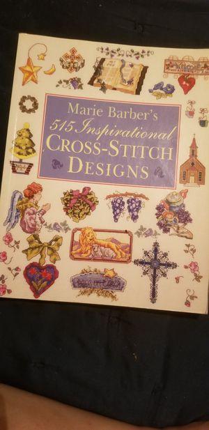 Cross stitch book for Sale in Atlanta, GA