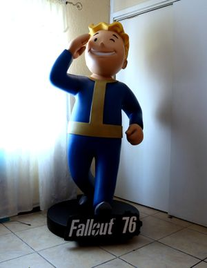 Vault boy Fallout 76 for Sale in El Paso, TX