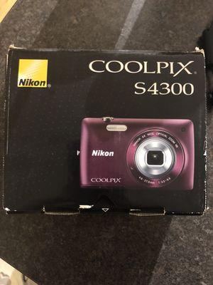 Nikon Coolpix S4300 Digital camera for Sale in Denver, CO