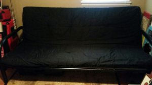 Black Futon for Sale in Murfreesboro, TN