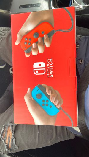 Nintendo switch for Sale in Irving, TX