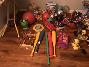 Lot of toys for Sale in Tampa, FL