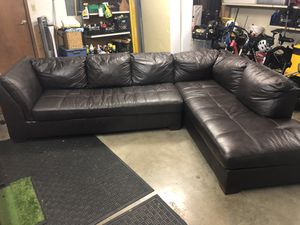 Leather Couches, Ashley Furniture for Sale in Plantation, FL