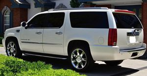 Selling my 2008 Cadillac Escalade.$1,000 for Sale in Cleveland, OH