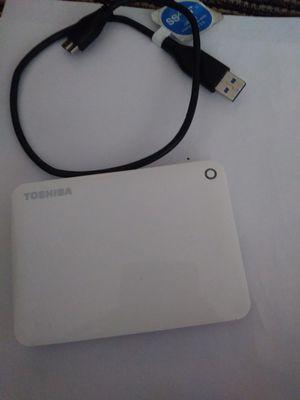 Toshiba portable hard drive for Sale in Augusta, GA