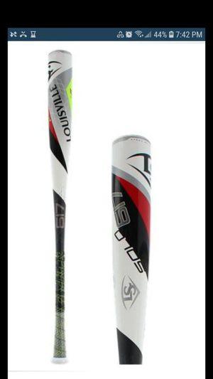 Louisville Slugger Solo 617 BBCOR Baseball Bat , 33/30 for Sale in Whittier, CA