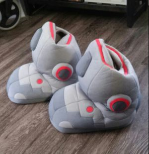 Think Geek Robot Slippers for Sale in Renton, WA