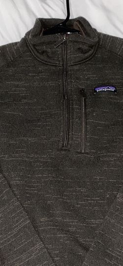 Patagonia Better Sweater 1/4 Zip Up for Sale in Agawam,  MA