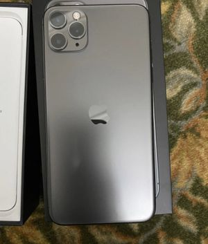 Gray• iPhone 11 Pro Max for Sale in Stevensville, PA