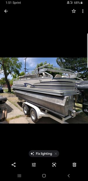 Boat pontoon for Sale in Sacramento, CA