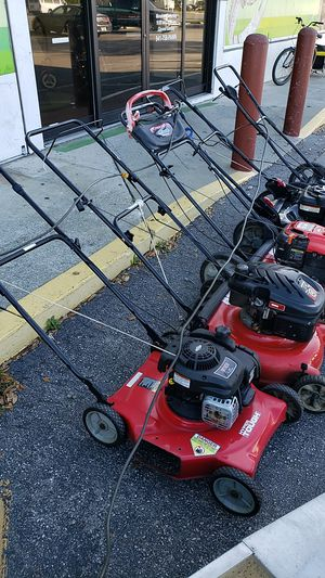 Lawn mowers 60$ and up for Sale in Bradenton, FL