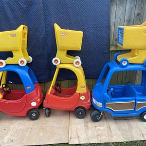 Kids Cozy Coupe Wagon for Sale in Glen Burnie, MD