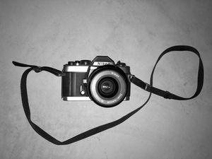 Nikon FM10 35mm SLR Film Camera with 35-70mm Lens for Sale in Laurel, MD