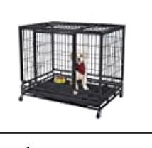 Dog cage for Sale in Carlisle, PA