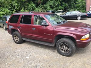 01 Dodge Durango 4wd 3row for Sale in Pittsburgh, PA