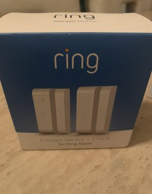 Ring Contact Sensor (2) for Sale in Norco, CA