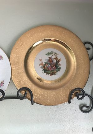 Antique Plate 22 carat gold for Sale in Orlando, FL
