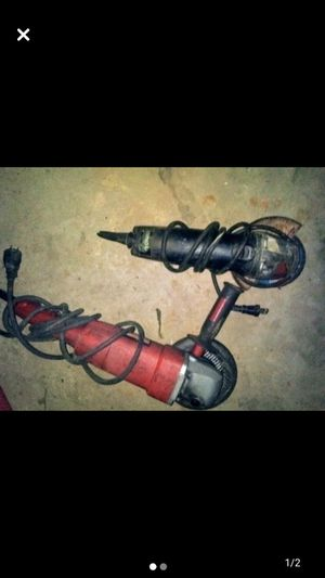 Grinders (craftsman and metabo) for Sale in Stow, OH